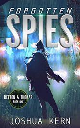amazon bargain ebooks Forgotten Spies Thriller Adventure by Joshua Kern