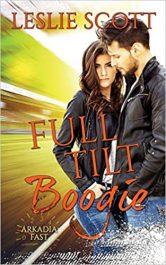 bargain ebooks Full Tilt Boogie New Adult Contemporary Romance by Leslie Scott