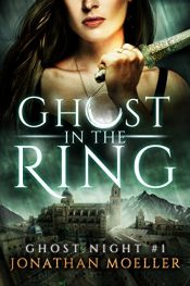 amazon bargain ebooks Ghost in the Ring Horror by Jonathan Moeller