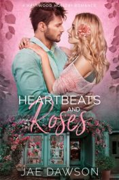 bargain ebooks Heartbeats and Roses Contemporary Holiday Romance by Jae Dawson