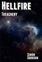 amazon bargain ebooks Hellfire - Treachery Science Fiction Adventure by Simon Goodson