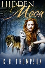 bargain ebooks Hidden Moon Young Adult/Teen Paranormal Romance by K. R. Thompson