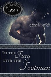 bargain ebooks In the Fury with the Footman Erotic Romance by Jenycka Wolfe