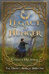 amazon bargain ebooks Legacy of Hunger Historical Fantasy by Christy Nicholas