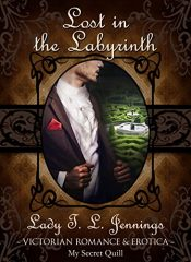 bargain ebooks Lost in the Labyrinth Erotic Romance by Lady T. L. Jennings