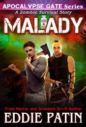 amazon bargain ebooks MALADY Horror by Eddie Patin