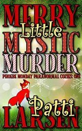 amazon bargain ebooks Merry Little Mystic Murder Cozy Mystery by Patti Larsen