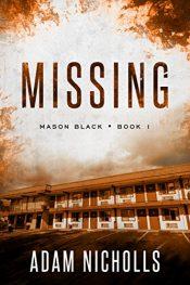 bargain ebooks Missing Thriller by Adam Nicholls