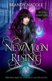 bargain ebooks New Moon Rising Paranormal Fantasy Romance by Brandy Nacole