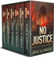 bargain ebooks No Justice: The Complete Series Crime Thriller by Nolon King