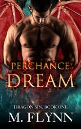bargain ebooks Perchance to Dream Dragon Shifter Romance by Mac Flynn