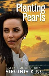 bargain ebooks Planting Pearls Ghost Suspense by Virginia King