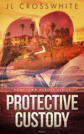 bargain ebooks Protective Custody Christian Suspense Romance by JL Crosswhite