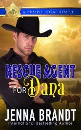bargain ebooks Rescue Agent for Dana Romantic Suspense by Jenna Brandt