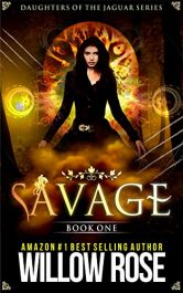 bargain ebooks Savage Paranormal Romantic Suspense Mystery by Willow Rose