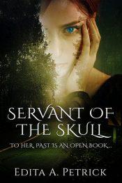bargain ebooks Servant of the Skull Suspense Mystery by Edita A. Petrick