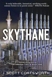bargain ebooks Skythane: Liminal Sky Science Fiction Adventure by J. Scott Coatsworth