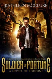 amazon bargain ebooks Soldier of Fortune Science Fiction Adventure by Kathleen McClure