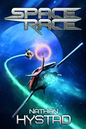 amazon bargain ebooks Space Race Science Fiction by Nathan Hystad