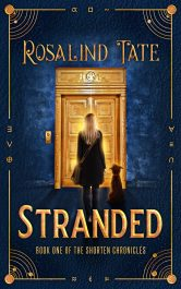 bargain ebooks Stranded Time Travel Romance/Mystery Fantasy by Rosalind Tate