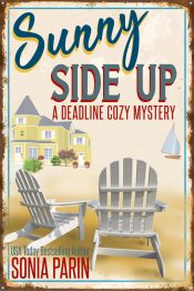 amazon bargain ebooks Sunny Side Up (A Deadline Cozy Mystery Book 1) Cozy Mystery by Sonia Parin
