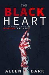 bargain ebooks The Black Heart Murder Thriller / Horror by Allen Dark