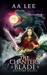 bargain ebooks The Chanter's Blade Young Adult/Teen Historical Fantasy by AA Lee