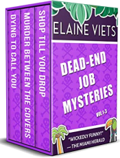 bargain ebooks The Dead-End Job Mysteries: Volume 1-3 Mystery by Elaine Viets