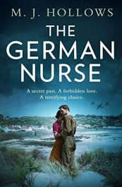 bargain ebooks The German Nurse Historical Adventure by M.J. Hollows