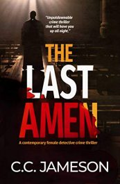 bargain ebooks The Last Amen Crime Thriller Mystery by C.C. Jameson