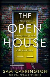 bargain ebooks The Open House Crime Thriller by Sam Carrington