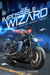 amazon bargain ebooks The Impossible Wizard Fantasy by James E. Wisher