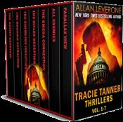 bargain ebooks Tracie Tanner Thrillers Volume 1-7 Mystery Thriller by Diana Valenzuela