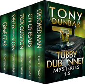 bargain ebooks Tubby Dubonnet Mysteries (Vol. 1-5) Mystery by Tony Dunbar