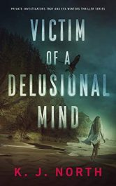 amazon bargain ebooks Victim of a Delusional Mind Thriller by K. J. North