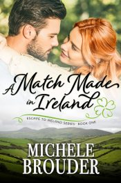 bargain ebooks A Match Made in Ireland Sweet Romance by Michele Brouder