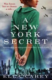 amazon bargain ebooks A New York Secret Historical Fiction by Ella Carey