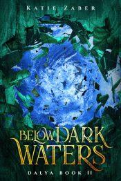 amazon bargain ebooks Below Dark Waters Urban Fantasy by Katie Zaber
