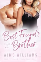 bargain ebooks Best Friend's Brother Romance by Ajme Williams