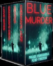 bargain ebooks Blue Murder Mystery by Julie Smith