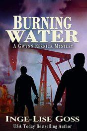 bargain ebooks Burning Water Private Investigator Mystery by Inge-Lise Goss