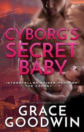 bargain ebooks Cyborg's Secret Baby SciFi Romance by Grace Goodwin