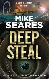 amazon bargain ebooks Deep Steal: Revenge goes deeper than you think Thriller by Mike Seares