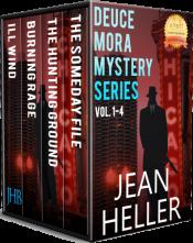 bargain ebooks Deuce Mora Mystery Series Vol. 1-4 Hard-Boiled Mystery by Jean Heller