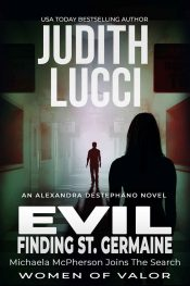 bargain ebooks Evil: Finding St. Germaine Medical, Psychological Thriller by Judith Lucci