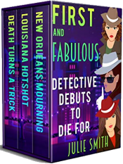 bargain ebooks First and Fabulous: Detective Debuts To Die For Mystery by Diana Valenzuela