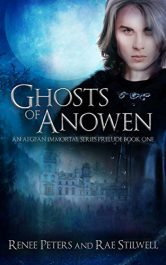 bargain ebooks Ghosts of Anowen Historical Fantasy by Renee Peters & Rae Stilwell