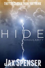 amazon bargain ebooks HIDE 2: Singularity Science Fiction by Jax Spenser