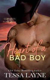 bargain ebooks Heart of a Bad Boy Contemporary Romance by Tessa Layne