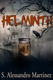 bargain ebooks Helminth Cosmic/Cult Horror by S. Alessandro Martinez